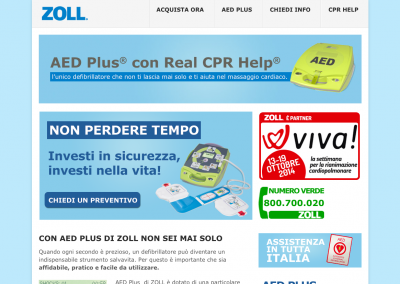 Defibrillatore Informazione