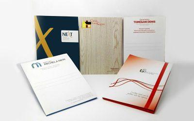 Carpette portadocumenti: un dettaglio per la tua immagine aziendale